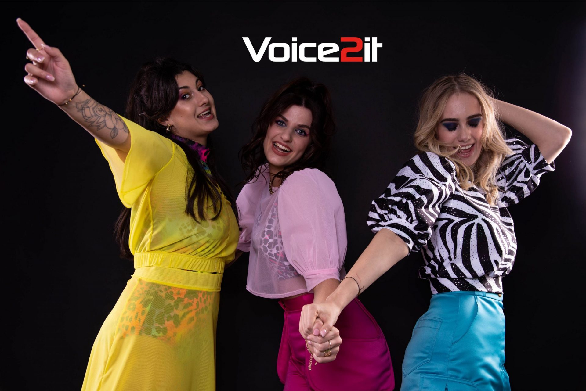 Voice2it Music and Fashion